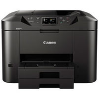 Canon Maxify MB2720 All-In-One Wireless Inkjet Printer With Fax