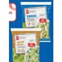 Pc Caesar Salad, Ranch Salad or Blue Menu Caesar Salad Kits