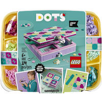 Lego Dots Decor and Bracelets Jewelry Box