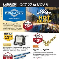 - 2 Week Sale - Cool Weather, Hot Deals! Flyer