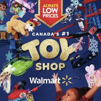 Walmart - Toy Shop Flyer
