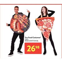 Fun Food Costumes