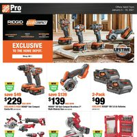 - Pro Savings Flyer