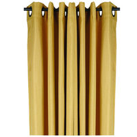 "52"" x 84"" Heavy Weight Room Darkening Curtain With Grommets"