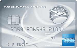 American Express® Air Miles Platinum® Credit Card