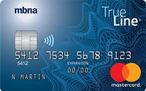 MBNA True Line® Mastercard® credit card