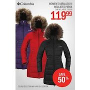 a819bf44d Sport Chek: Women's Columbia Varaluck III Insulated Jacket ...