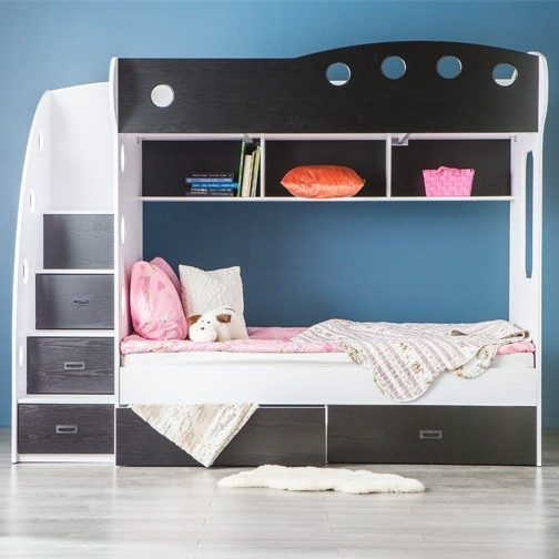 jysk viggo bunk bed. Black Bedroom Furniture Sets. Home Design Ideas