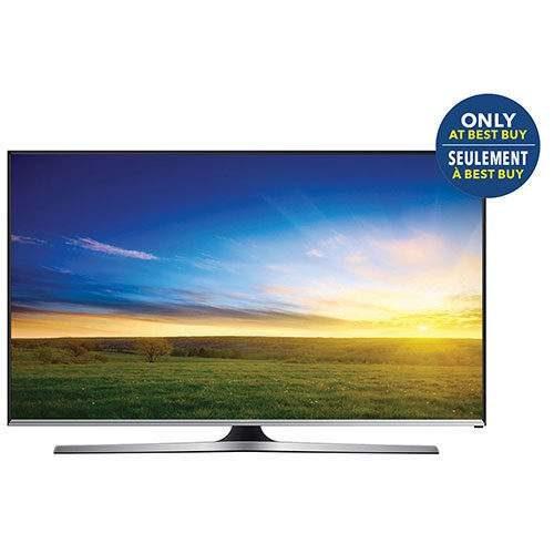 Best Buy Samsung 48 1080p Led Smart Tv Un48j5500afxzc Only At