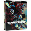 Transformers The Last Knight SteelBook (4K Ultra HD) Blu-ray Combo - $34.99