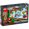 LEGO City: Advent Calendar - $39.99
