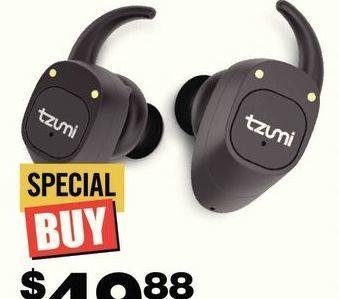 Home Depot: TZUMI True Wireless Ear Buds - RedFlagDeals com