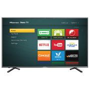 "Costco.ca: Hisense 55"" 4K HDR Roku Smart LED TV $474.99 with Masterpass"