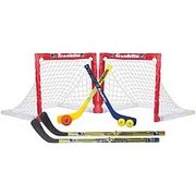Franklin Sports NHL Indoor Sport 2 in 1 Set - $34.97 (30% off)