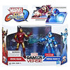 "Iron Man vs. Mega Man 3"" Figures (2 Pack)    - $12.98"
