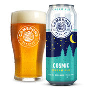 Camerons Cosmic Cream Ale - $2.85 ($0.20 Off)