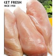 Fresh Boneless & Skinless Chicken Breasts - $6.99/lb