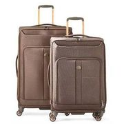 Delsey 19-Inch Horizon Expandable Spinner Suitcase - $119.99