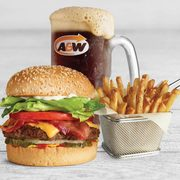 A&W Coupons: Any Size Coffee for $1.00, Bacon & Egger Combo for $4.99, Mama Burger Combo for $4.99 + More!