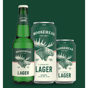 Moosehead Lager - $44.95 ($4.00 Off)