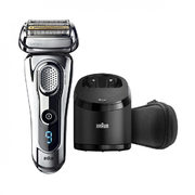 Braun Series 9 Grey Rechargeable Shaver With Clean&charge System - $319.98 ($80.01 Off)