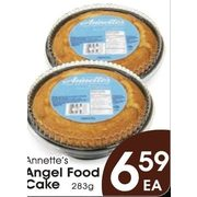 Annette's Angel Food Cake - $6.59