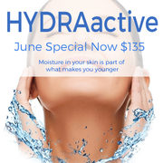 Get $10.00 Off On YonKa HydraActive Facial