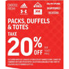 Burton Packs, Duffels & Totes  - 20% off