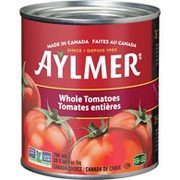 Aylmer Tomatoes or Accents - $0.89