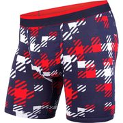 Bn3th Men's Classics Boxer Brief - Team Plaid - $16.48 ($13.52 Off)