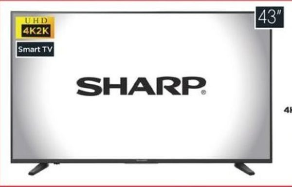 Real Canadian Superstore: Sharp 43
