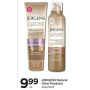 Jergens Natural Glow Products - $9.99