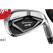 Taylormade M4 Irons, 7PC Steel - $649.98