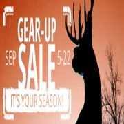 Cabela's Gear Up Sale: Up to 50% off