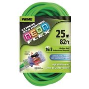 25 M Extension Cord - $24.98/pack