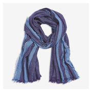 Textured Stripe Scarf - $9.94 ($9.06 Off)