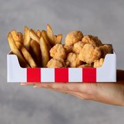 KFC: Get a Popcorn Megabox with Fries for $3.00 Until February 16