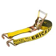 "Erickson 2"" X 27' Heavy Duty Tie-Down Ratchet Strap - $14.99 ($10.00 off)"