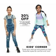 Dex, Jill Yoga, Preview, Just Kidding, Adidas And Levi's Kids' Clothing - 30% off