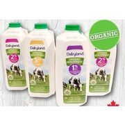 Dairyland Organic Milk - $5.99