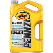 Pennzoil Platinum Synthetic Motor Oil - $48.97