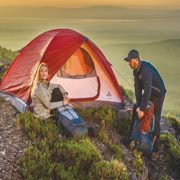 Cabela's Camping Classic: $8 Cheese Curls, $30 Downy Airbed, $90 Vacuum Sealer, $100 12' x 10' Screen House + More