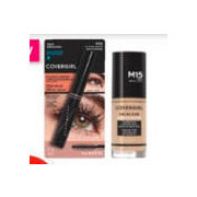 Covergirl Mascara, Brow or Trublend Makeup Products - $9.99