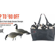 Avian-X Full-Body Goose Decoys - $229.99-$419.99 (Up to $80.00 off)