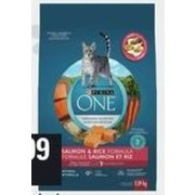 Purina One Cat Food - $10.99
