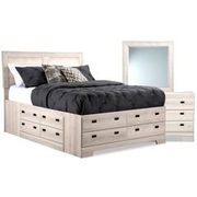 5-PC Yorkdale Queen Storage Bedroom Package  - $1447.00