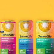 Well.ca: Up to 20% Off Renew Life Products