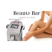 $99 for 6 SOPRANO XLLaser Hair Removal Sessions On Your Choice Of Small Body Parts ($600 Value)